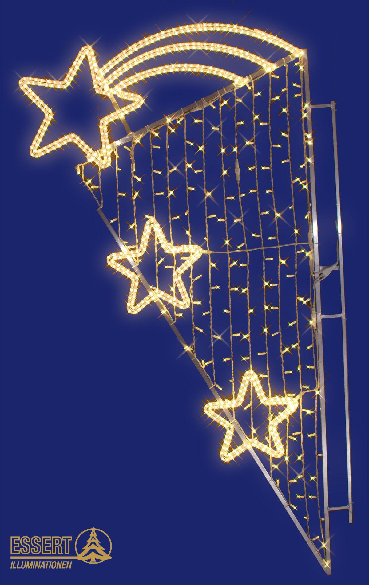 Weihnachtsbeleuchtung Neusser Straße